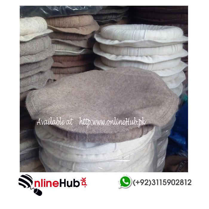 Chitrali pakool woolen caps and swati pakol PK018 2c8fae5e7f0
